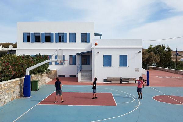 Basketball geht immer