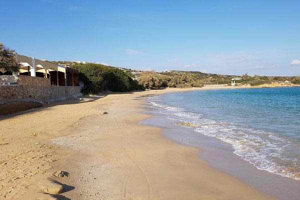 Strand bei Finikas