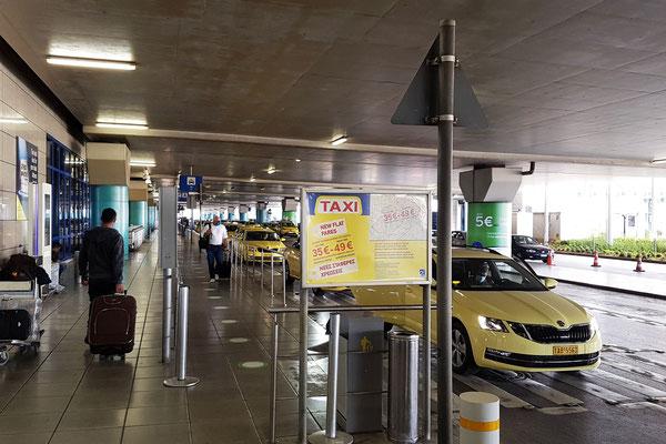 Neue Taxi-Flatrates