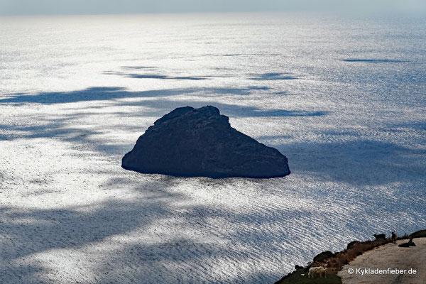Amorgos, Drachenkopf