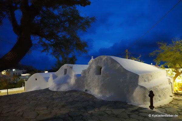 Amorgos, Chora