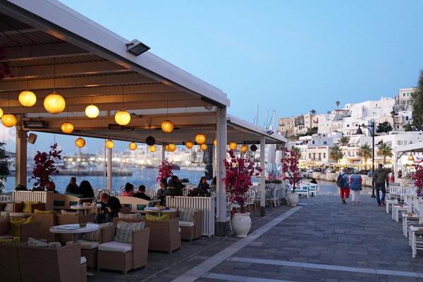 Naxos Chora Paralia