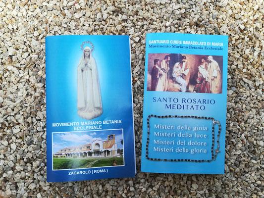 Santo Rosario meditato