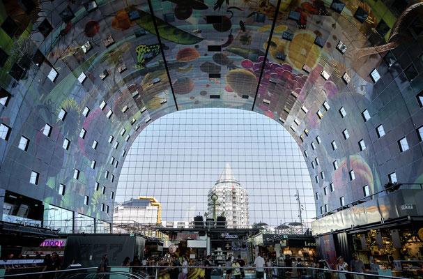 Markthalle, Rotterdam. In diversen Grössen (min. Foto-Format 47 x 31 cm). Preise: Ab 175 CHF.