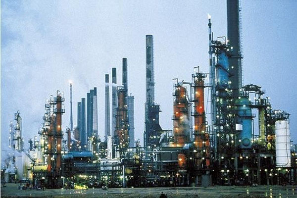 Chemical, petrochemical and steel industry