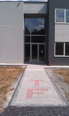 Our new office in Ronquières