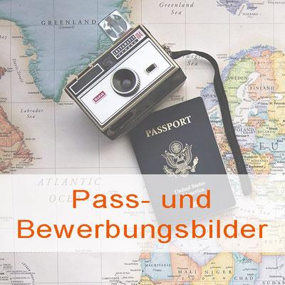 Pass- und Bewerbungsfotos