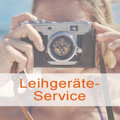Leihgeräte-Service