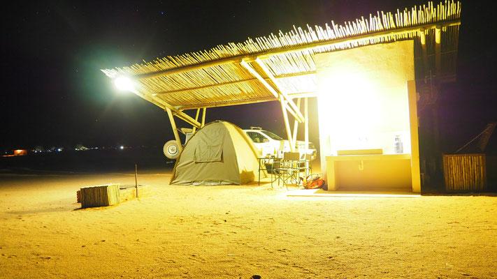 Oshana Camp, Namibia