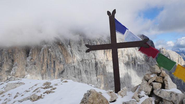 Cima de Ombreta, Dolomiten