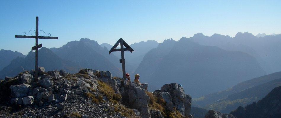 Monte Schiaron, Karnische Alpen