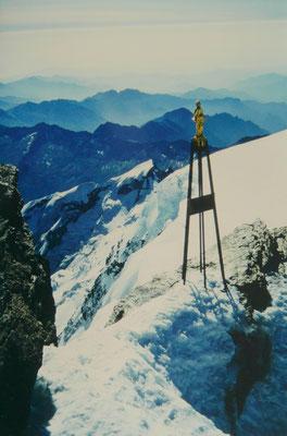Zumsteinspitze, Walliser Alpen