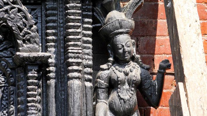 Nepal, Kathmandu (Durbar Square)