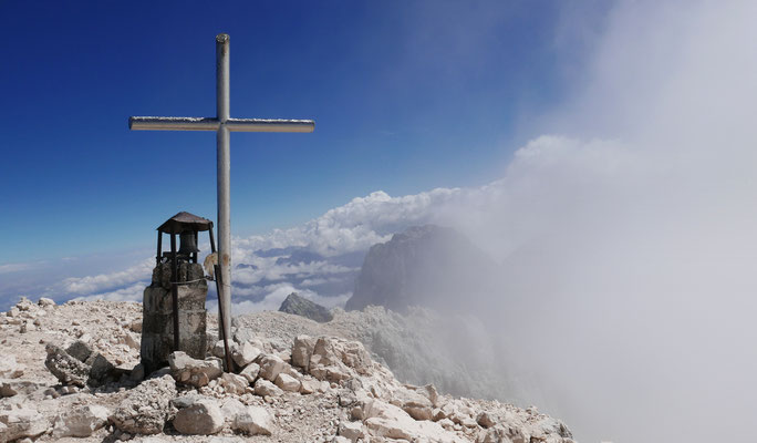 Montasch, Julische Alpen