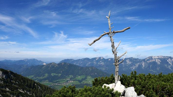 Drei Türme Hauptgipfel, Totes Gebirge