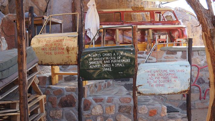 Madisa Camp, Namibia