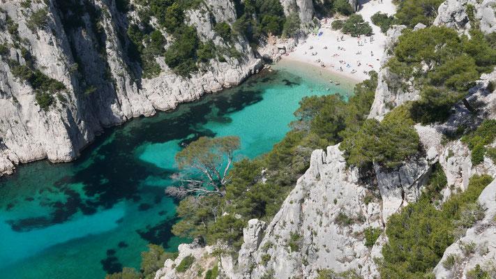 Frankreich, Les Calanques (Bucht En Vau)