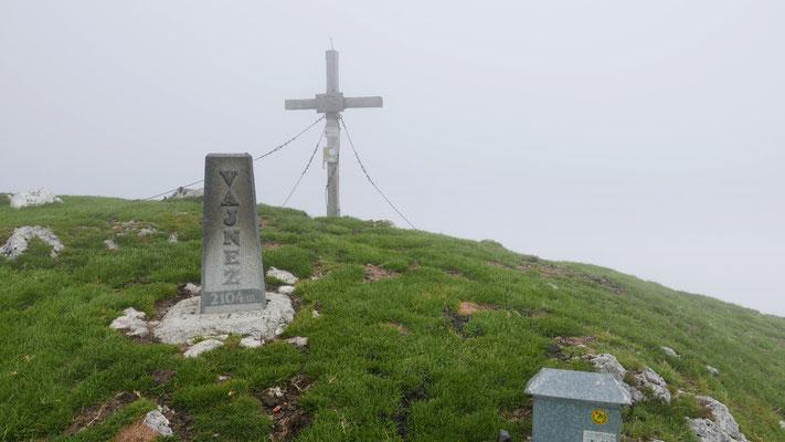 Weinasch, Karawanken