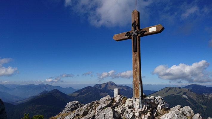 Hörndlwand Ostgipfel, Chiemgauer Alpen