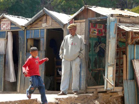 Friseursalons in Antananarivo, Madagaskar