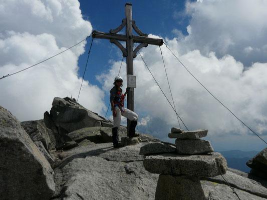 3. Hornspitze (Berliner Spitze), Zillertaler Alpen