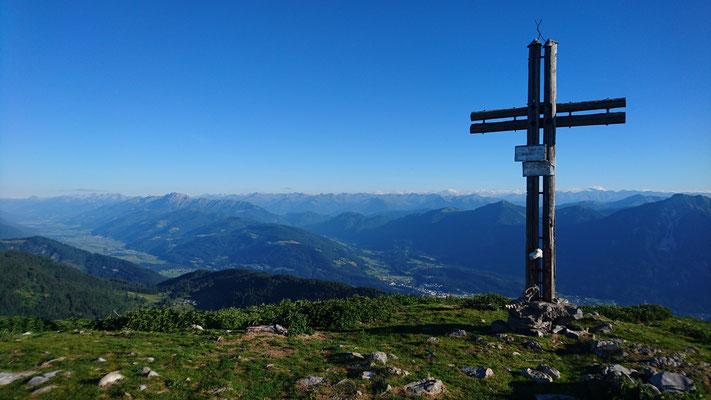 Poludnig, Karnische Alpen