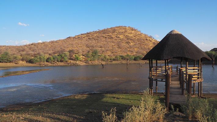 """der See der """"Flusspferde"""""""