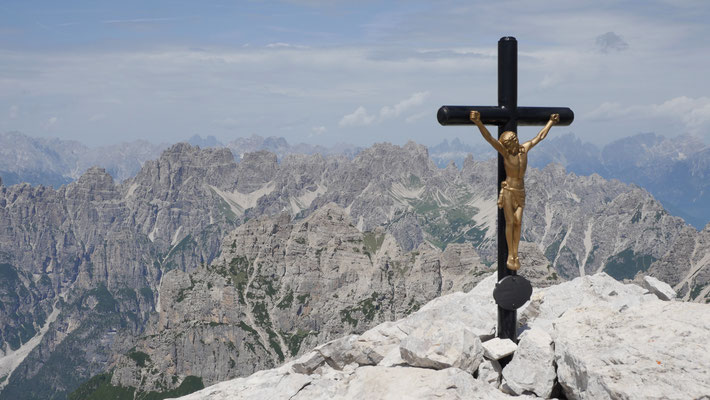 Monte Pramaggiore, Friulanische Dolomiten