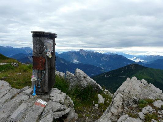 Monte Tamai, Karnische Alpen