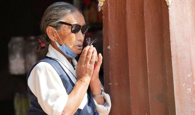 in Kathmandu
