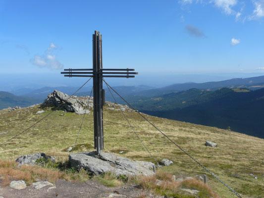 Moschkogel, Lavanttaler Alpen