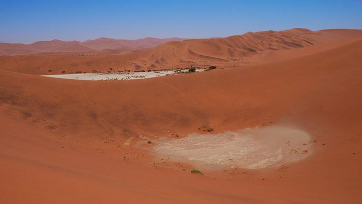 Namibia, Namibwüste (Sossusvlei)