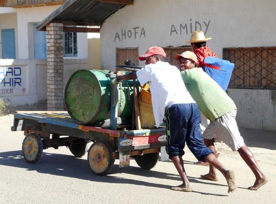 Ilakaka, Madagaskar