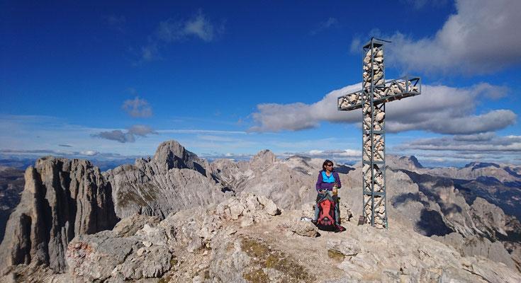Rotwand, Dolomiten