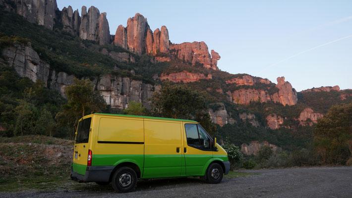 Spanien, Montserrat