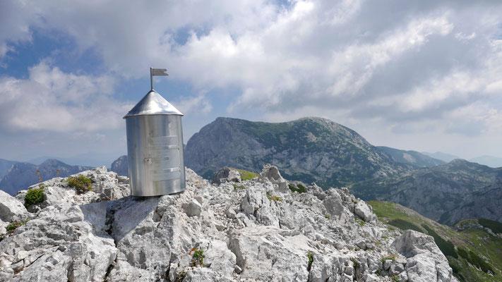 Mala Ojstrica, Steiner Alpen
