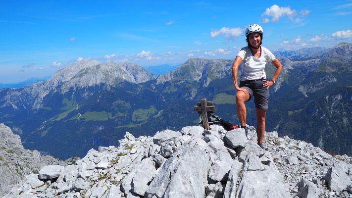 1. Watzmannkind, Berchtesgadner Alpen