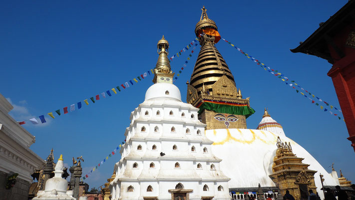 Nepal, Swayambhunath