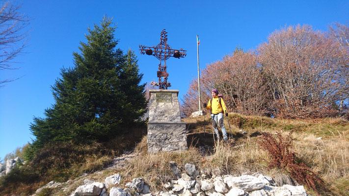 Monte Carone, Gardaseeberge