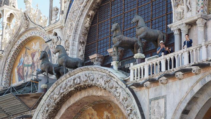 Italien, Markusdom in Venedig