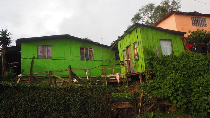 Costa Rica, typisches Haus