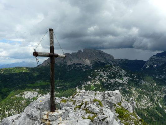 Zuc della Guardia, Karnische Alpen