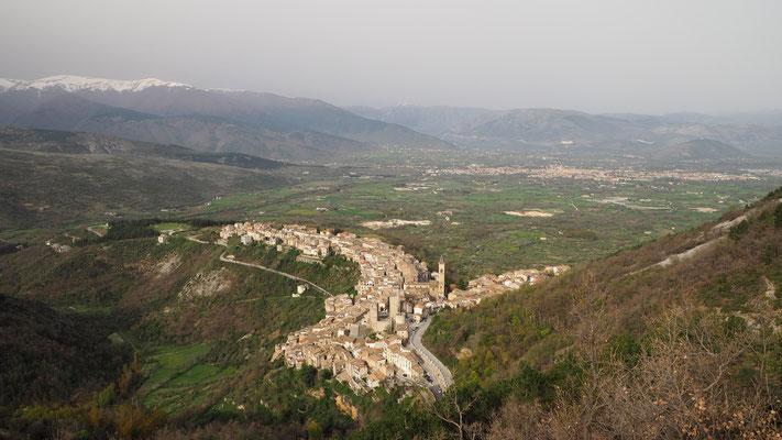 Italien, Pacentro