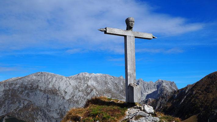 Rotspielscheibe, Berchtesgadner Alpen