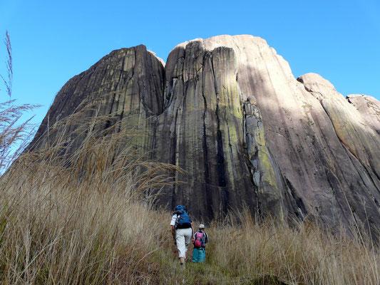 Madagaskar, Andringitragebirge
