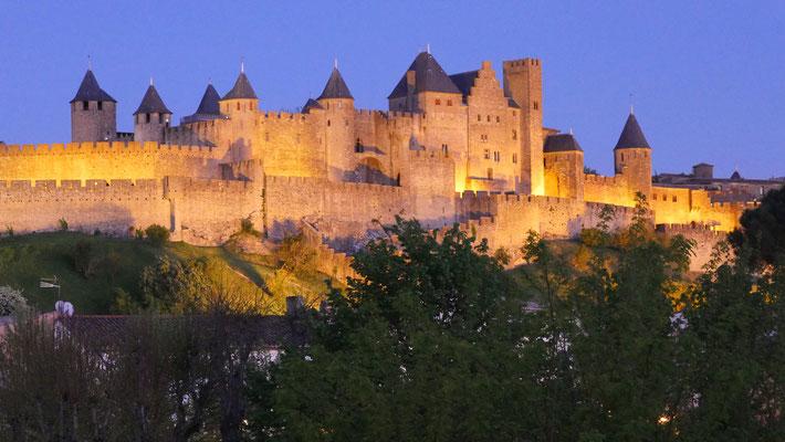 Frankreich, Carcassonne