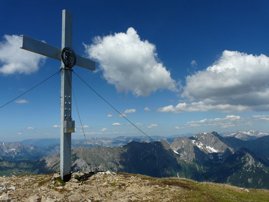 Gößeck, Eisenerzer Alpen