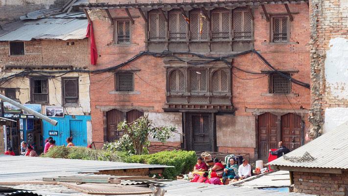 Nepal, Kathmandu (Swayambhunath)