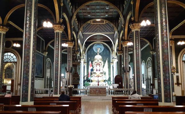 Costa Rica, Kirche in San Jose