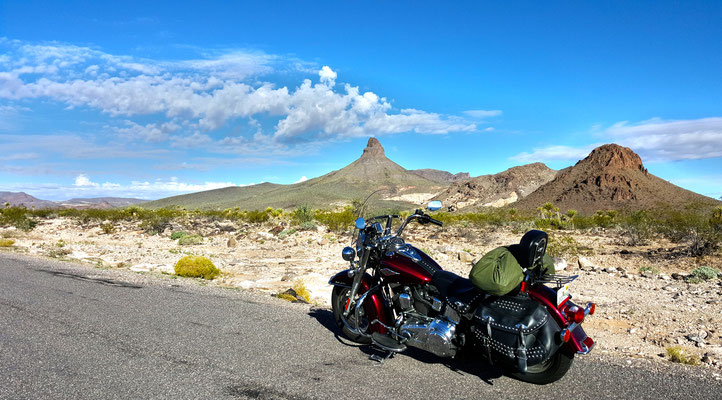on the way to oatman, old route 66, arizona